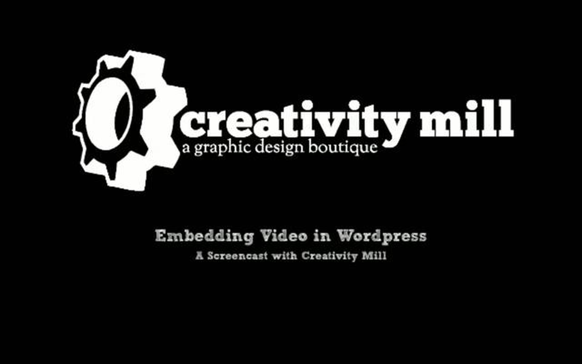 How to Embed Video in WordPress