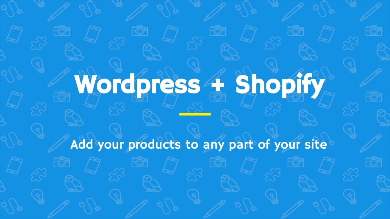 WordPress   Shopify