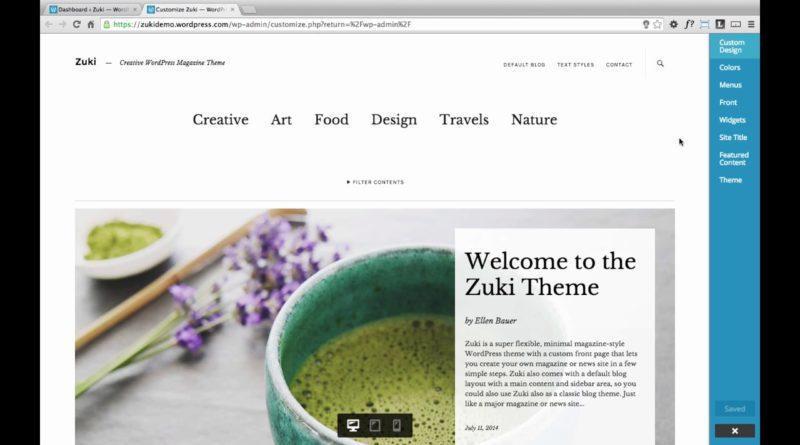 Zuki on WordPress.com