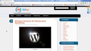 06-Curso Creacion de Themes para WordPress