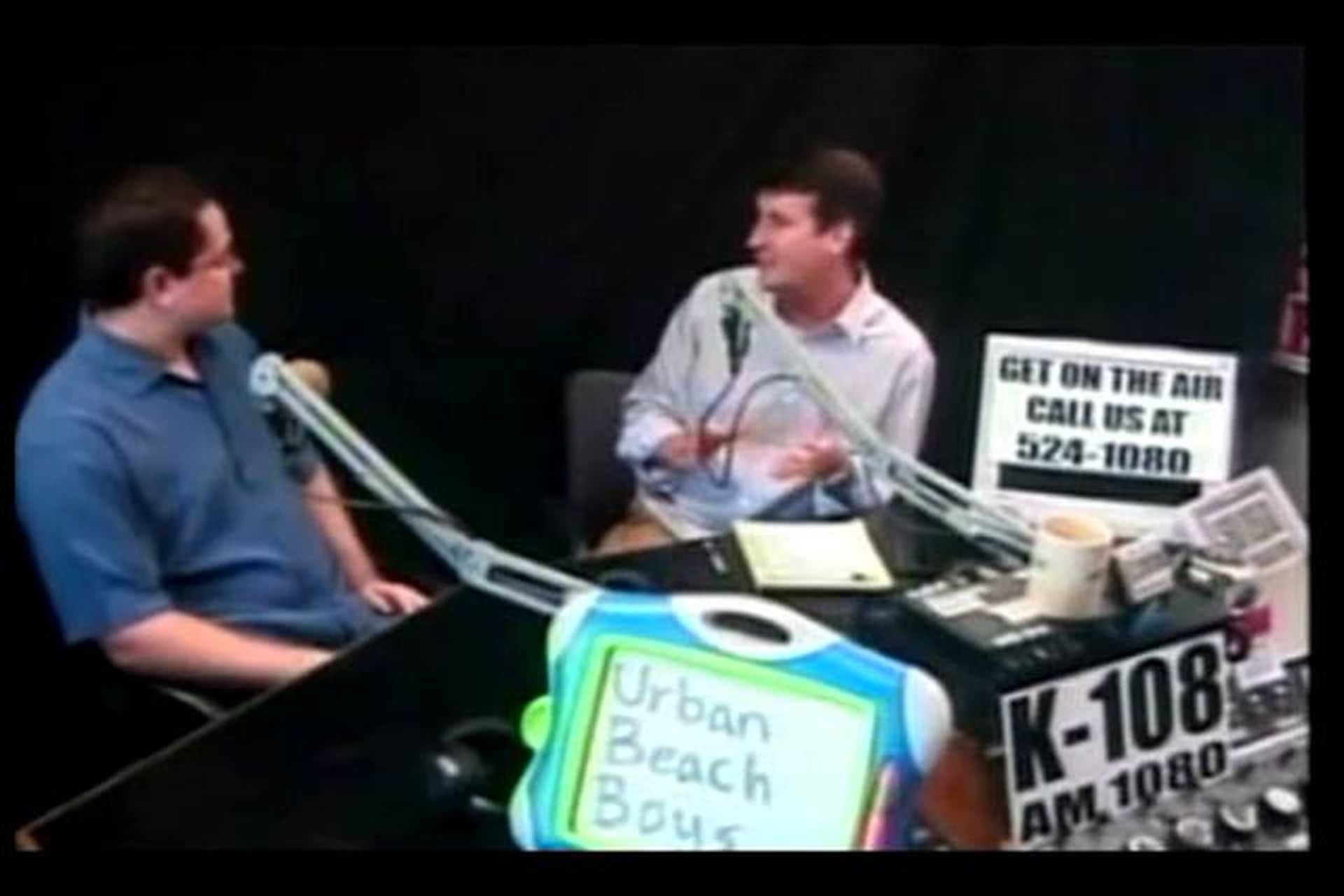 Urban Beach Boys featuring Rob Bertholf (SEO, WordPress & Social Media Marketing)