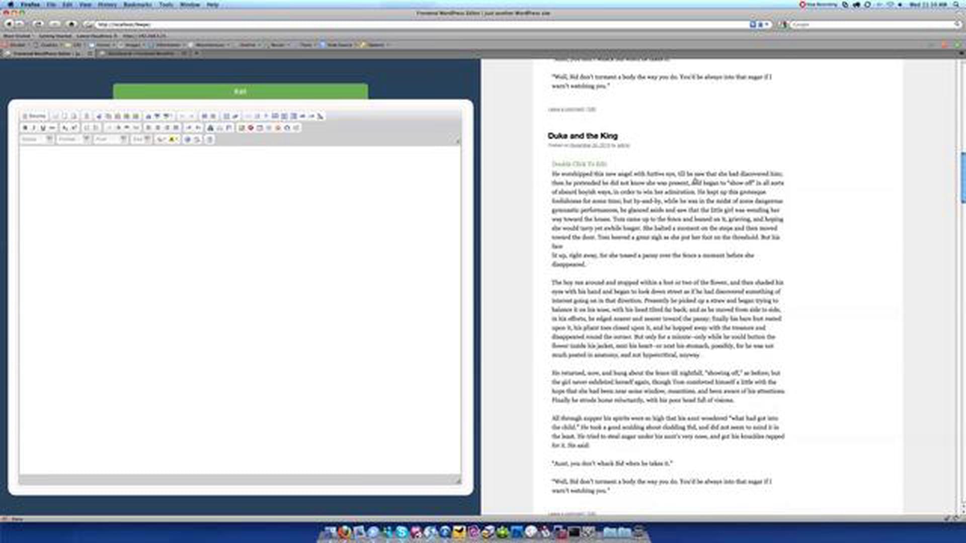 FEWPE – Frontend WordPress Editor