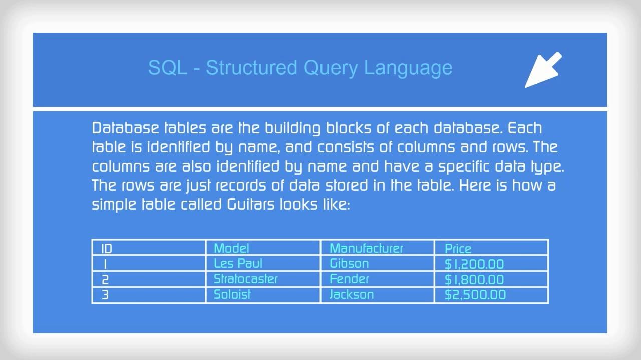 SQL-Tutorial