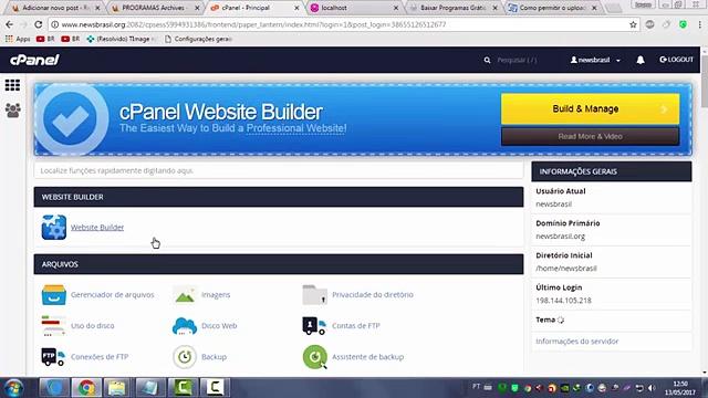 upload_max_filesize wordpress aumentar