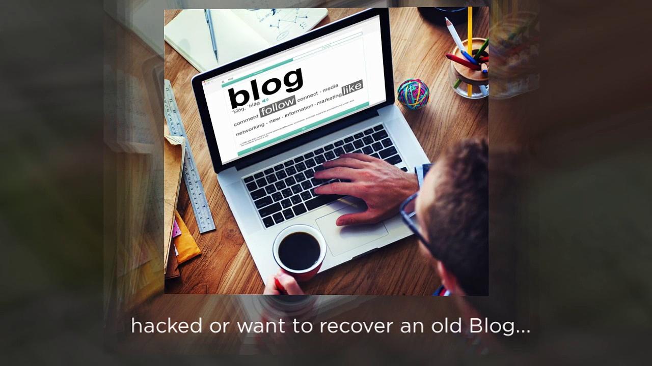 WordPress Website Recovery