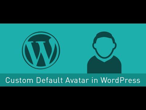 WordPress – Avatar Plugin