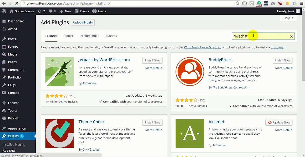 REVE Chat Plugin for WordPress
