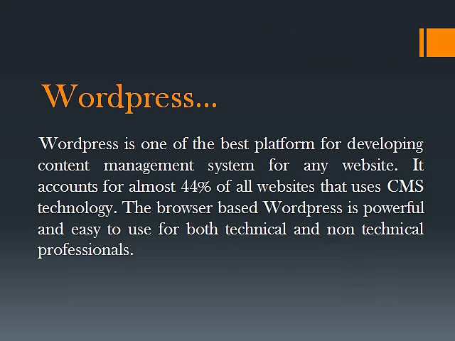 WORDPRESS  Things To Consider When Building Your Site On WordPress