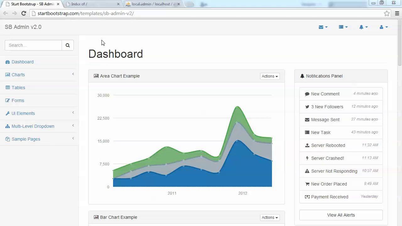 Jumpstart your Development using Bootstrap, PHP Templates and Dreamweaver CS6