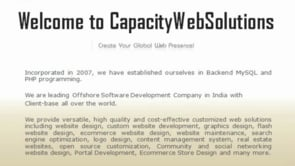 Website Design & Development Company, India