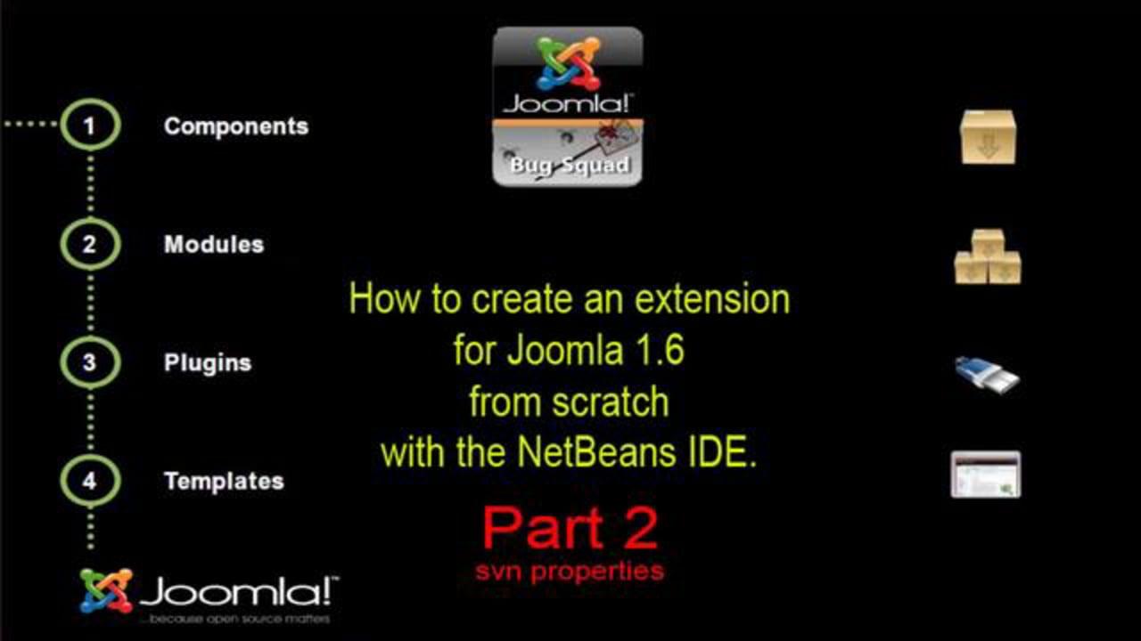 Joomla Extension Development part 2
