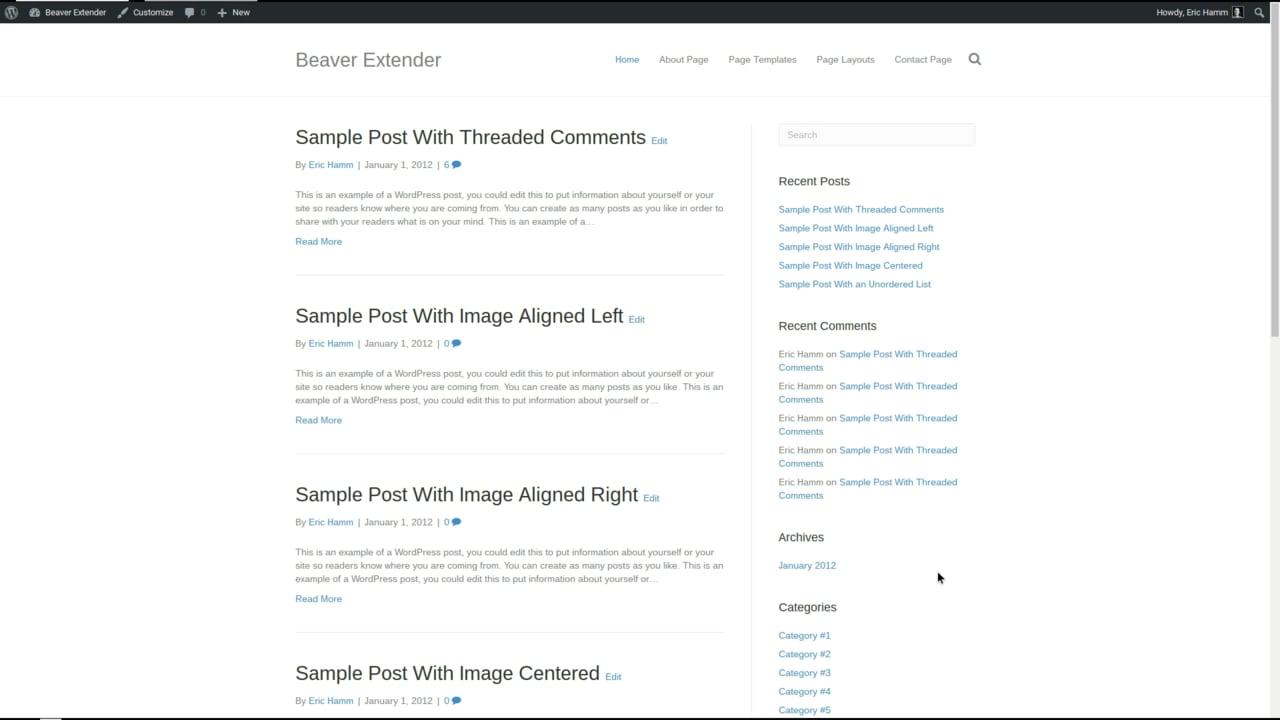 Introducing The Beaver Extender Custom PHP Builder