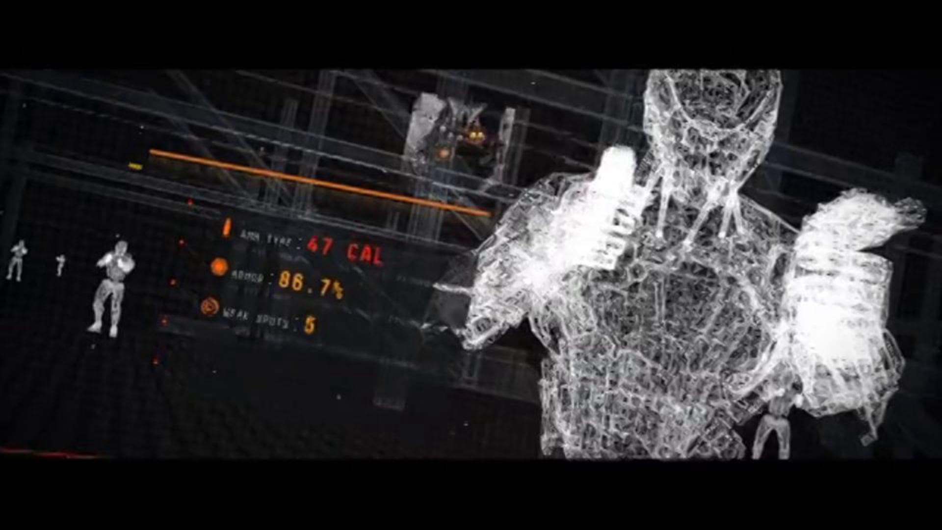 Robocop (2014) Montage (UI + HUD + Screen VFX