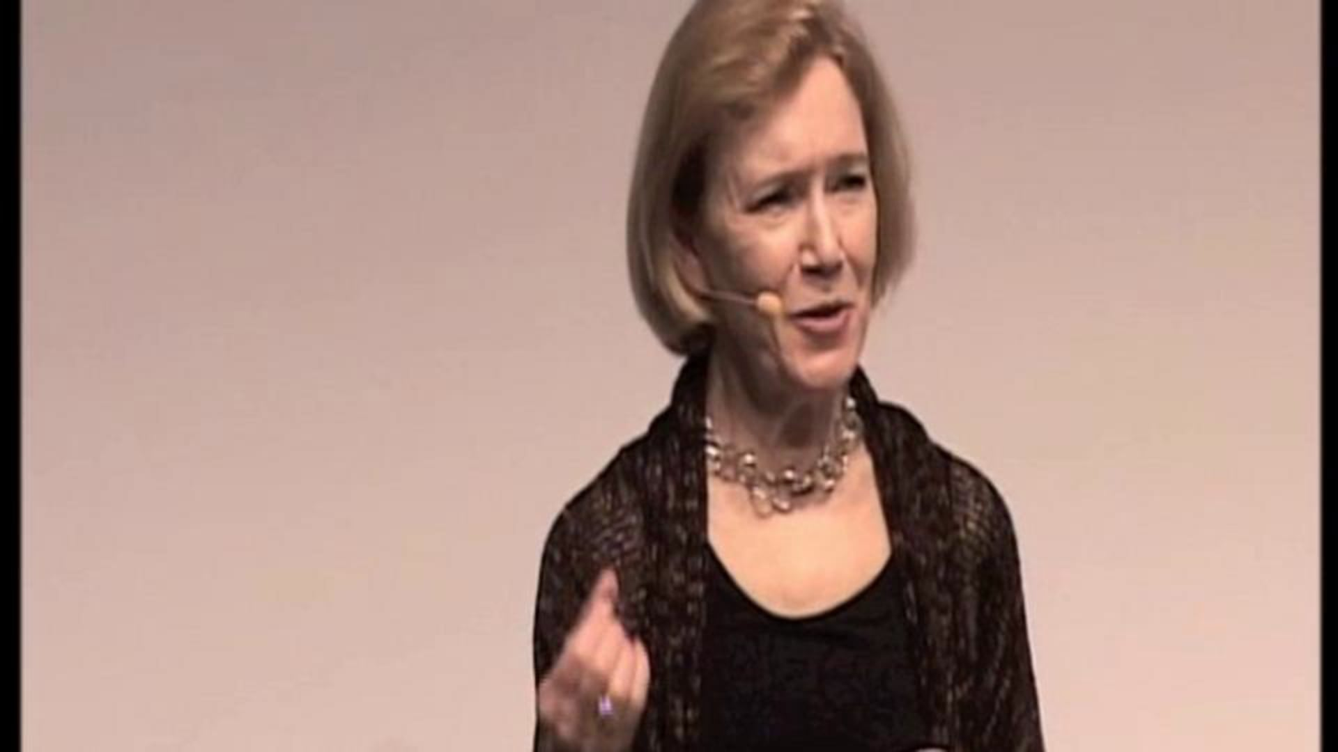 Harlene Anderson: The Philosophical Stance: A Way of Practicing