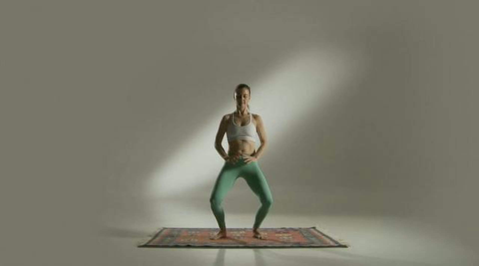 Shadow Yoga Warmup with Emma Balnaves