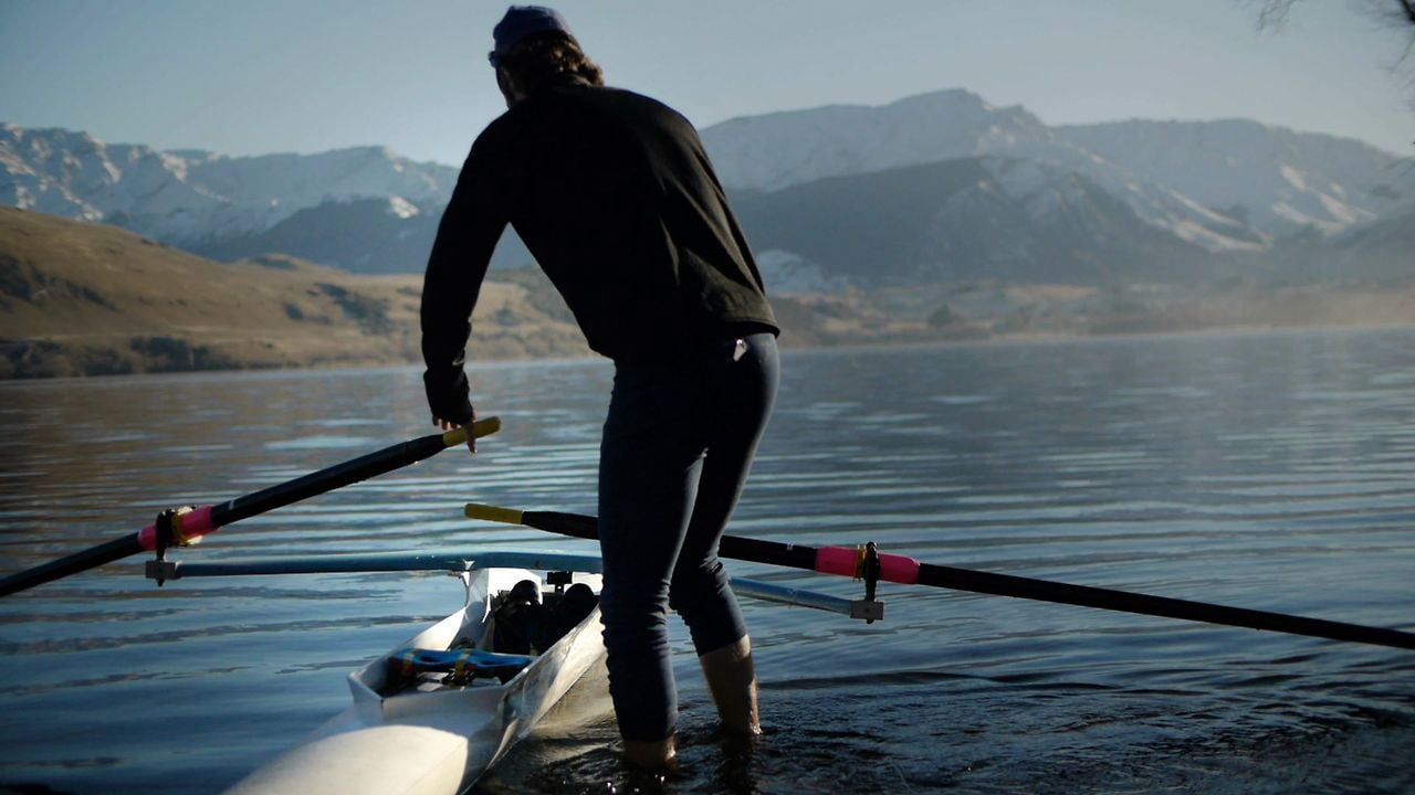 'Get on with it' – SPARKS New Zealand rowing camp.