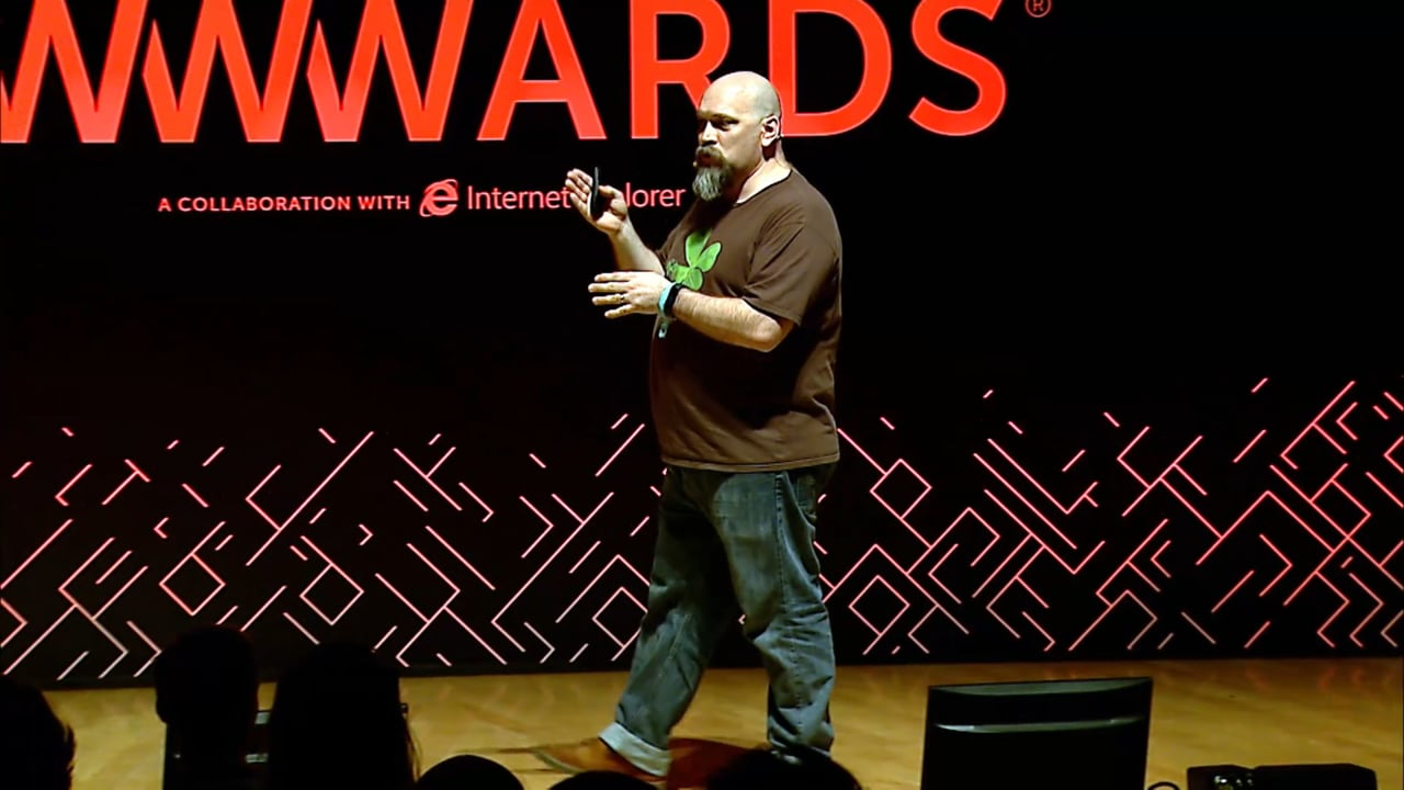 Josh Holmes from Microsoft on the Internet of Things – Awwwards Conference 2015