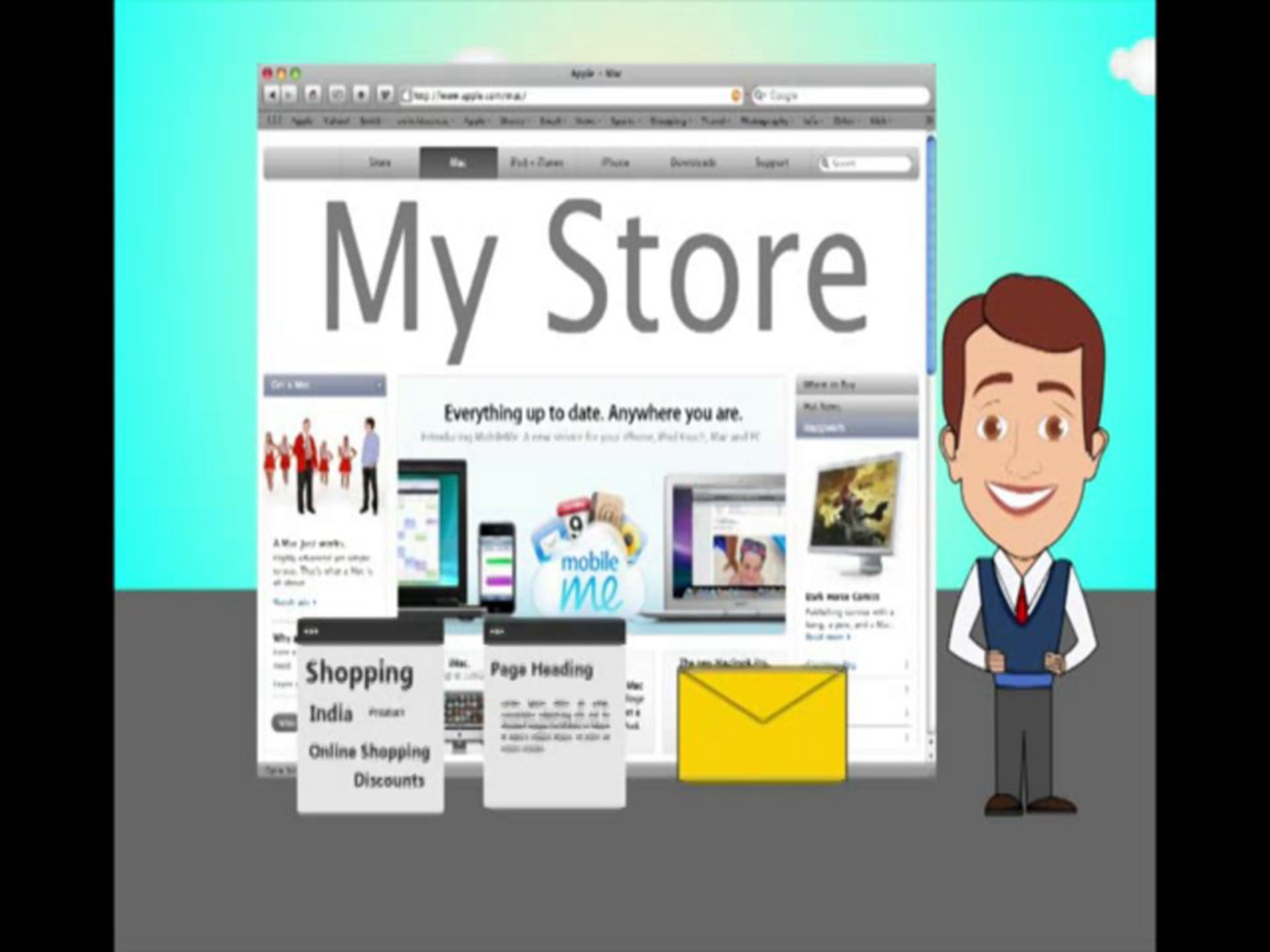 Traditional Marketing Vs E Commerce   E learning solutions in Mumbay