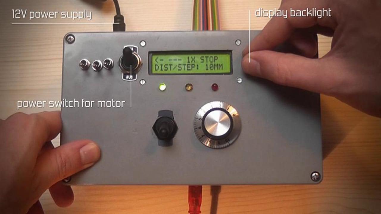 Arduino Motion Control