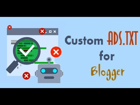 How to fix on Blogspot 'Earnings at risk – One or more of your sites does not have an ads.txt file'