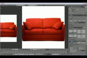 Blender Tutorial 3 – Modelling a Cushion