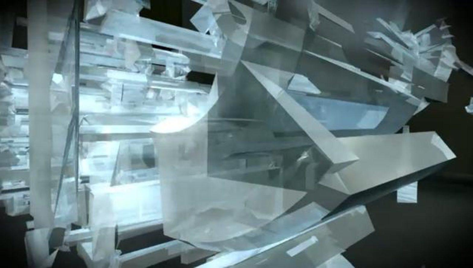 Mini Tutorial 3ds MAX: explosión de vidrio