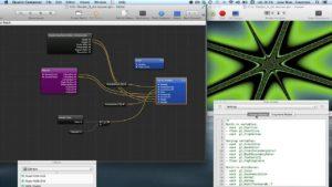 GLSL Shader en Quartz Composer y VDMX (mouse control)