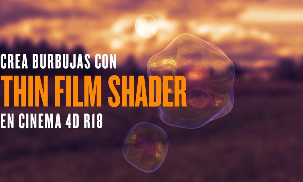 Crea Burbujas con Cinema 4D R18
