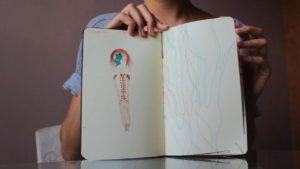 Sketchbook flip: let's inspire others