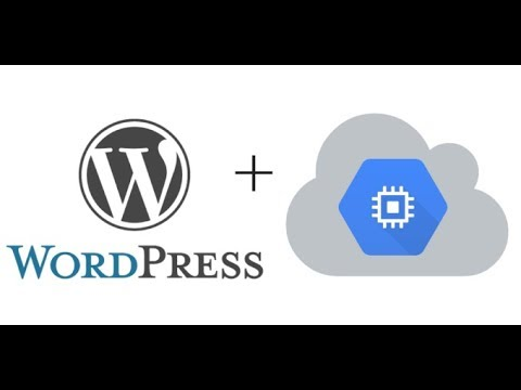 How to set up WordPress on a new Google Cloud hosting (1 year for free)