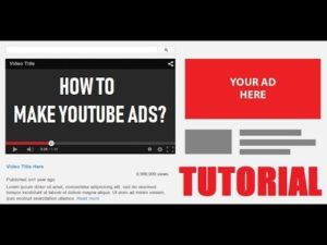 Tutorial How to advertise on YouTube to boost your products and affiliate earnings 2019 #youtubeads