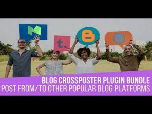 Blog Crossposter WordPress Plugin Bundle by CodeRevolution