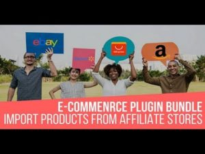 E-Commerce Blog Auto Poster WordPress Bundle by CodeRevolution