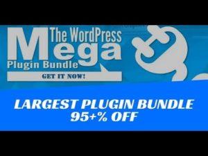 Mega WordPress Bundle by CodeRevolution