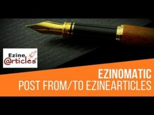 Ezinomatic generator automat de articole – plugin pentru WordPress