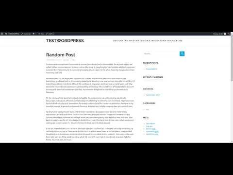 Kraken Automatic Post Editor Plugin for WordPress v1.1 update