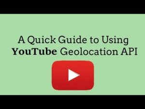 Get more subscribers using the YouTube Location Feature (list even your business!)