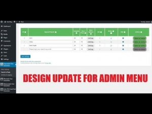Design update for CodeRevolution's WordPress plugins – new and refreshed looks in the admin area
