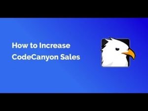 How to increase sales on CodeCanyon (or any of Envato Marketplaces)