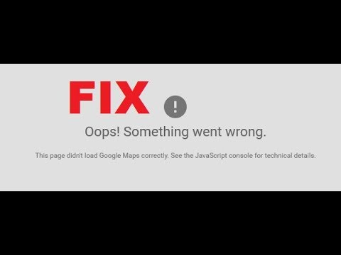 FIX Google API: The referrer does not match the referrer restrictions configured on your API key