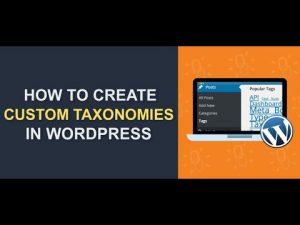 Tutorial: How to add Custom Post Fields and Custom Post Taxonomies using CodeRevolution's plugins?