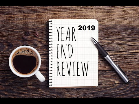 2019 Year End Review – a really great year passed! Thank you guys for being part of it!