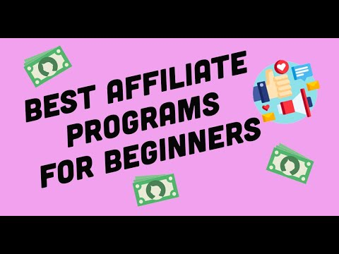Are you a beginner in Affiliate Marketing? Which Affiliate Program to Select?