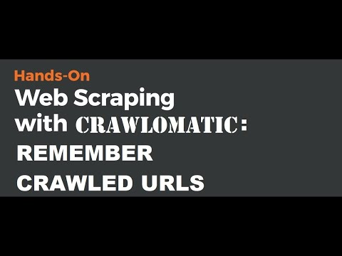 Crawlomatic update: remember last URL it crawled and continue crawling from there