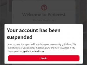 Pinterest Account Unlocker Plugin for WordPress