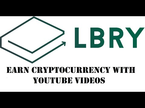 Earn Cryptocurrency with YouTube – lbry.tv
