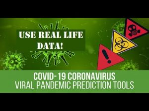 CoViD-19 Plugin update: Simulated COVID-19 pandemic outcome based on real life data from JHU