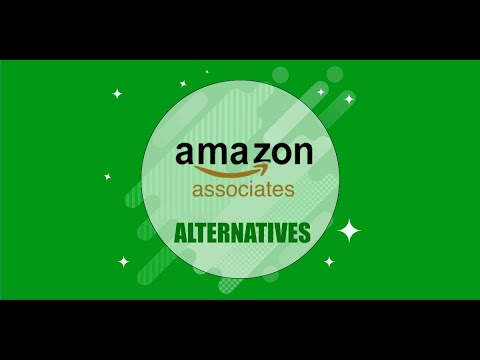 8 High Commission Rate Alternatives to Amazon Associates Affiliate Program