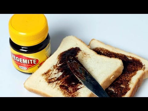 Vegemite taste test by me and my daughter – Thank you Envato!