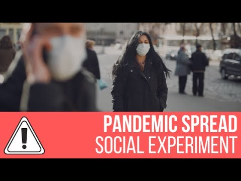 Pandemic Spread Simulation – Social Experiment WordPress Plugin